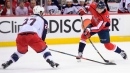 Capitals' Burakovsky to have surgery, out rest of first round