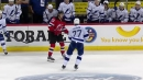 Victor Hedman calls spear on Nico Hischier 'immature play by me'