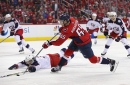 Washington Capitals Andre Burakovsky Out With Upper Body Injury