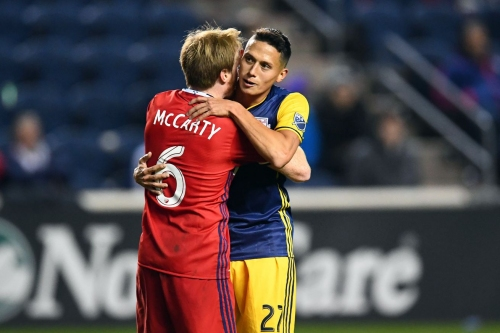 3 Questions With: Hot Time In Old Town - New York Red Bulls vs Chicago Fire, MLS 2018, Match 6