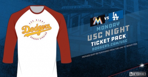Limited Tickets Remain For USC Night At Dodger Stadium, Which Mark Prior Is Looking Forward To