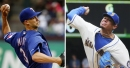 Mariners at Rangers: Live updates as M's open their series in Texas, Mike Zunino returns