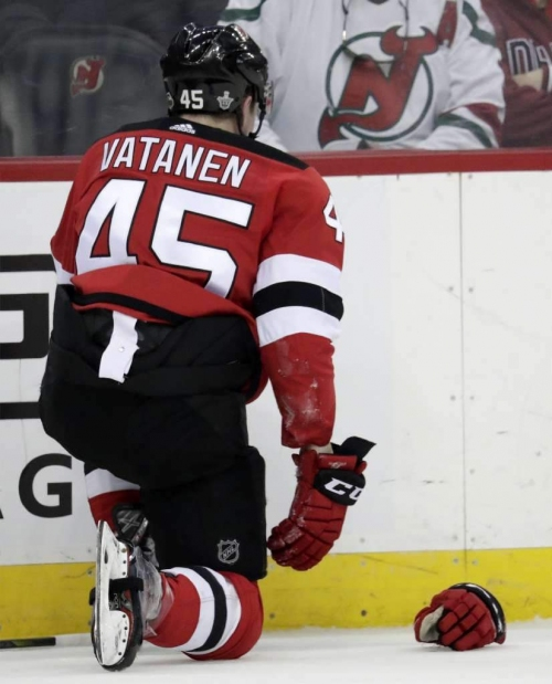 Sami Vatanen a big loss for Devils if he doesn't play in Game 5