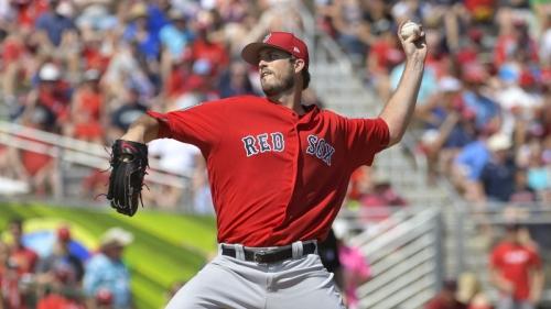 Red Sox Vs. Athletics Lineup: Drew Pomeranz Makes First Start Of Season