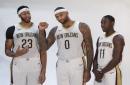 Rajon Rondo: Pelicans had NBA's best Big 3 before DeMarcus Cousins' injury
