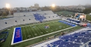 Kansas replaces spring game with open practice because of too many injuries on offensive line