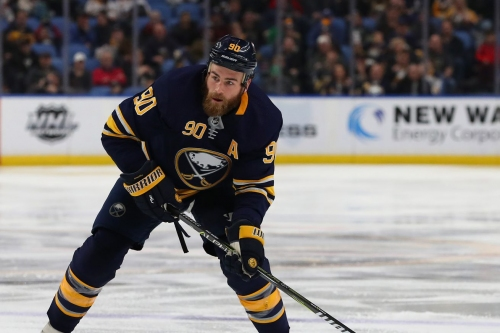 Ryan O'Reilly a Finalist for the Lady Byng Award