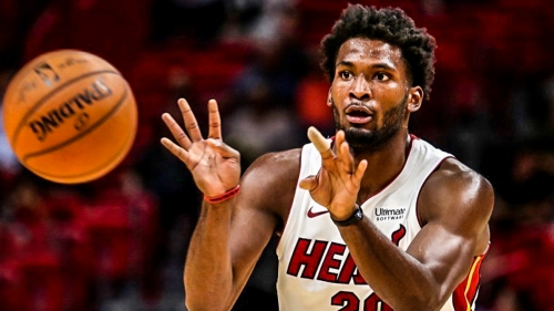 Justise Winslow fined $15,000 for stepping on Joel Embiid's mask