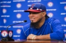 Minor-league report: SP Yovani Gallardo ineffective in return to Rangers organization