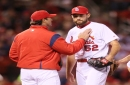 Cards, Wacha true to form in win over Reds