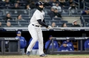 Giancarlo Stanton's slump may be coming to an end