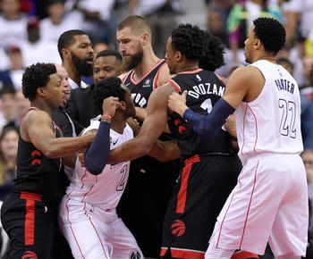 Wizards show some fight, top Raps 122-103, get series to 2-1