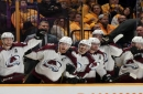 Avalanche stay alive, beat Predators 2-1 to force Game 6