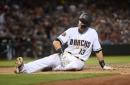 Short-handed Diamondbacks nearly no-hit by Padres