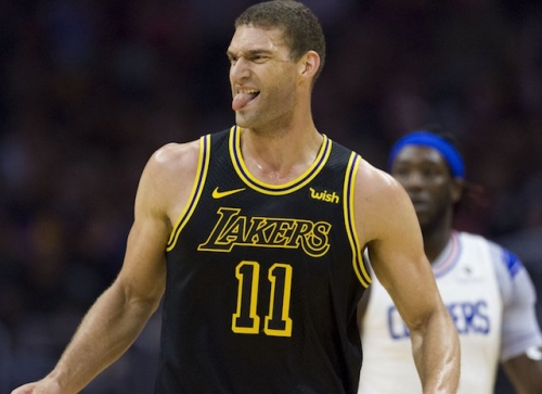 NBA Free Agents: Brook Lopez Willing To Re-Sign For Less If Lakers Are A 'Contender'