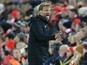 Jurgen Klopp: 'West Bromwich Albion can play on a dry pitch in the Championship'