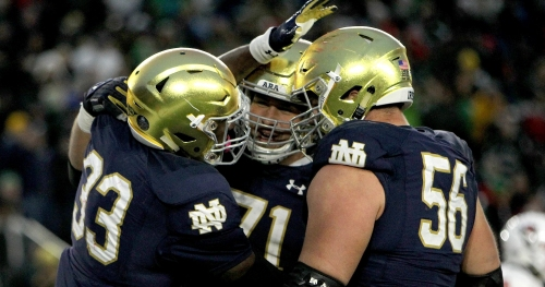 Alex Bars gets his wish and earns fourth Notre Dame captaincy