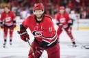 Staal A Finalist for Masterton Trophy