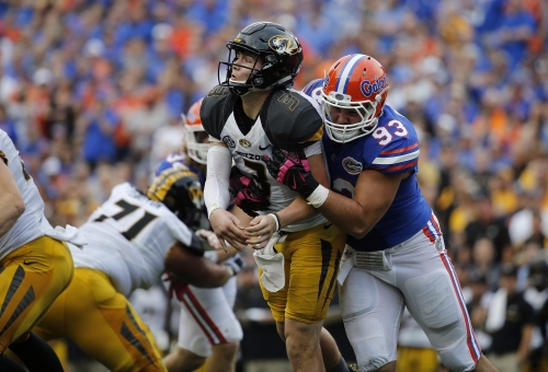 2018 NFL draft: Why I gave Taven Bryan to Detroit Lions in mock 3.0