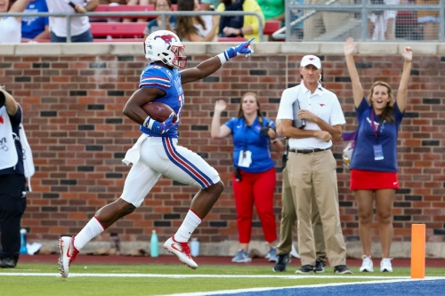 NFL Draft prospect to know: Courtland Sutton, WR, SMU Mustangs