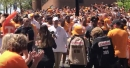 WATCH: Tennessee football Vol Walk, Jeremy Pruitt's first march to Neyland Stadium