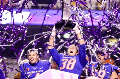 2018 NFL Scouting Report: Scouting Boise State linebacker, Leighton Vander Esch