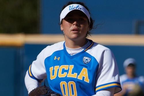 UCLA Softball's Rachel Garcia Fans 10 and Shuts Out Huskies, 3-0