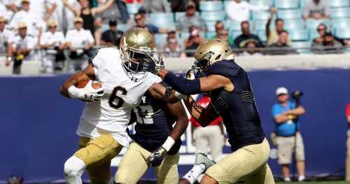 Brian Kelly thinks Alohi Gilman worth year-long wait for Notre Dame
