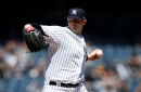 Yankees bounce back against Blue Jays, win 9-1 behind Jordan Montgomery's solid outing