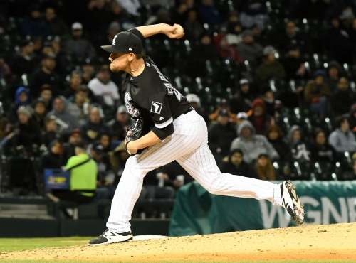 White Sox pitcher Danny Farquhar in critical condition after brain hemorrhage in dugout