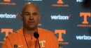 Vol Walk 'spectacular,' but Jeremy Pruitt calls out Tennessee players, fans