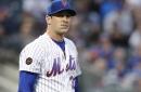 Mets send Matt Harvey to bullpen