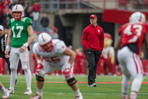 Five takeaways from Scott Frost's first spring game with Nebraska