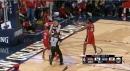 Video: Rajon Rondo-Zach Collins altercation in Game 4 between Pelicans, Blazers