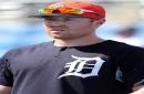 Miguel Cabrera makes Mike Gerber's Detroit Tigers debut memorable