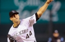 Rockies Game No. 22 Thread: Darvish vs. Anderson