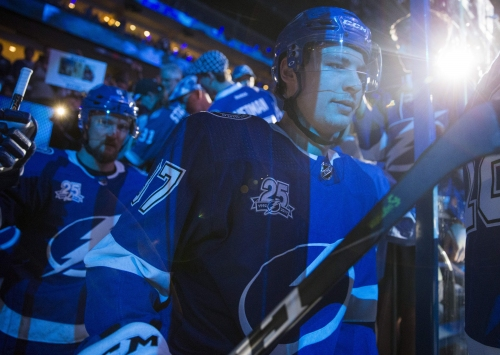 Roger Mooney's takeaways from the Lightning's first-round series