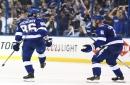 Nikita Kucherov's goal sets Lightning playoff series scoring record