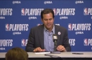 Erik Spoelstra feels the Heat are close, struggling to finish in the 4th