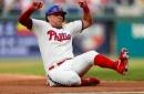 Aaron Nola, Rhys Hoskins lift Phillies over Pirates