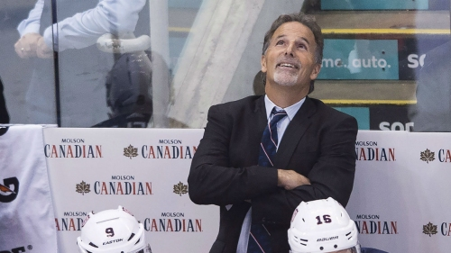 Blue Jackets' Tortorella walks out of another press conference early