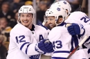 Leafs take 4-1 lead, hang on against Bruins to force Game 6