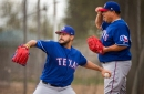 Why Sunday's start is the perfect time for Rangers' Martin Perez apply what he's learned from Bartolo Colon