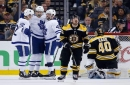 Maple Leafs force Game 6 with Bruins