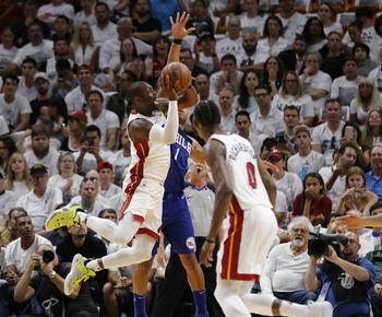 76ers take control, top Heat 106-102 for 3-1 series lead