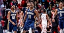 Rajon Rondo lists Anthony Davis, Jrue Holiday performance in the 'best 4 or 5' he's seen in playoffs