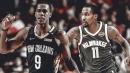 Brandon Jennings calls Rajon Rondo 'best QB point guard in the NBA'