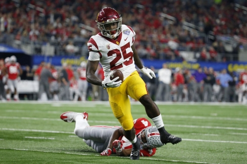 Packers 2018 Draft Board Projection: Few Running Backs fit Packers' mold this year