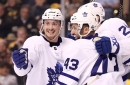 Toronto Maple Leafs Win Game Five, Exorcise Demons