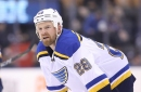 Kyle Brodziak may not be back with the Blues, but he should be.